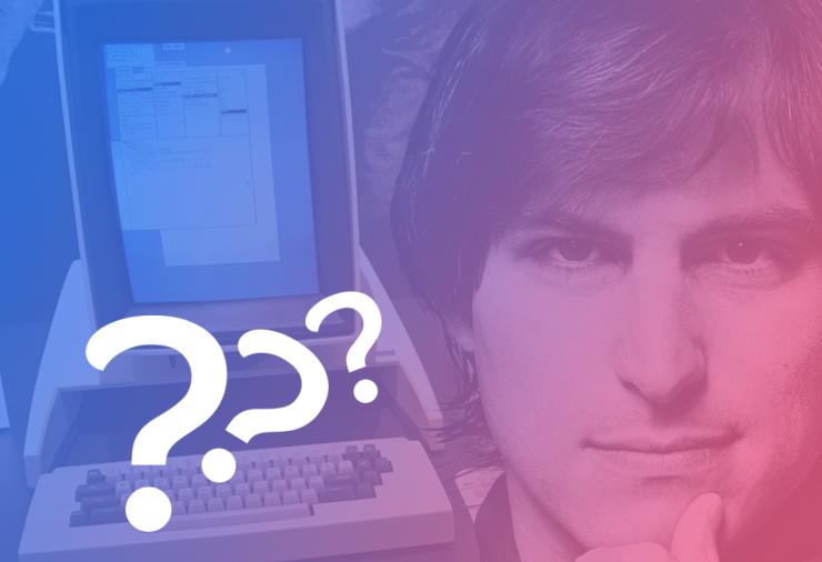 Steve Jobs le visionnaire d'Apple, a t-il révolutionné l'ergonomie et l'expérience utilisateur? Révélations sur les véritables origines de l'interface homme machine.